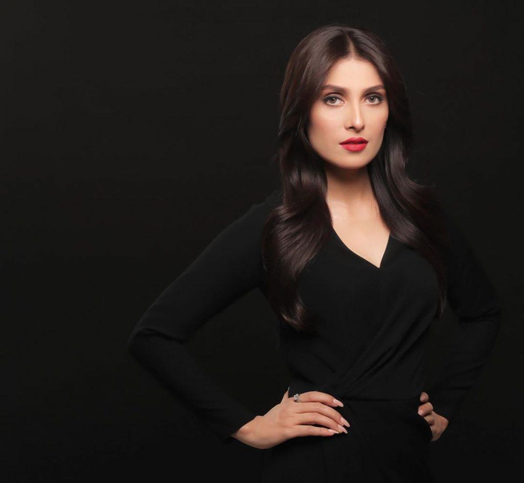 Ayeza Khan Looks Stunning In Latest Shoot 11
