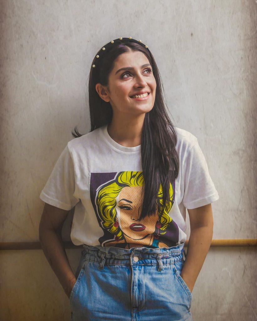 Ayeza Khan Looks Stunning In Latest Shoot 13