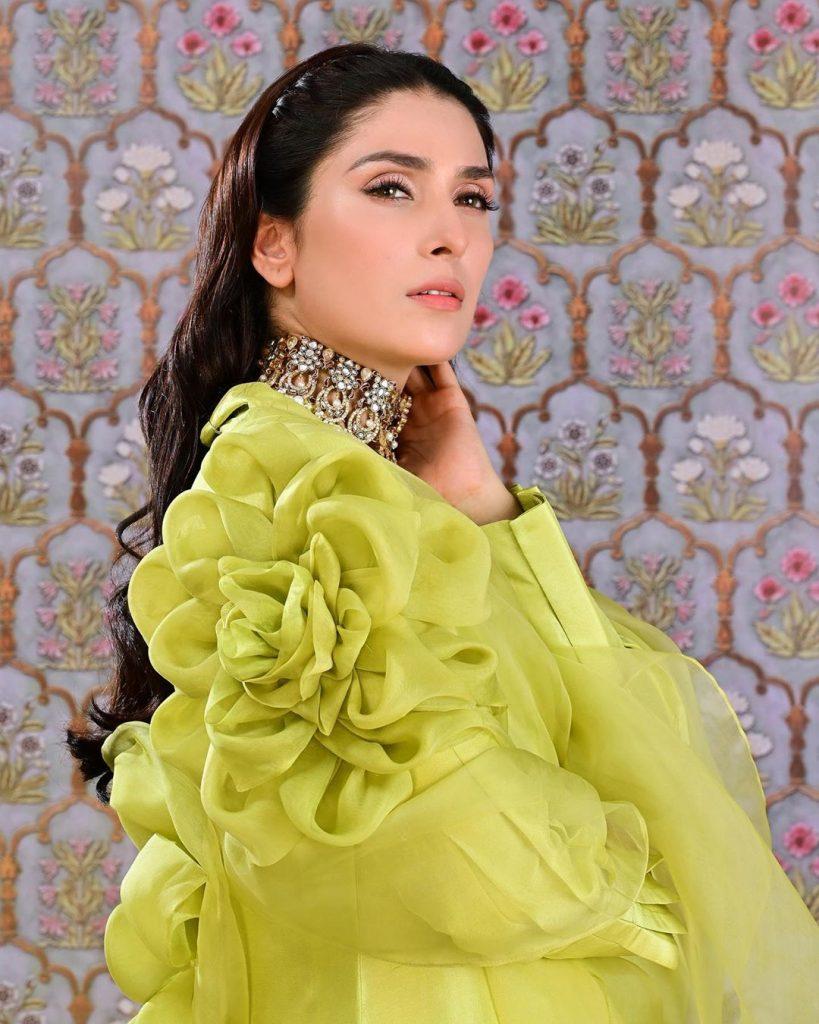 Ayeza Khan Looks Stunning In Latest Shoot 14