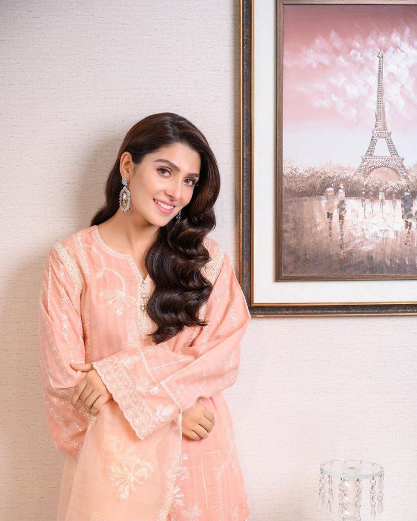 Ayeza Khan Looks Stunning In Latest Shoot 15