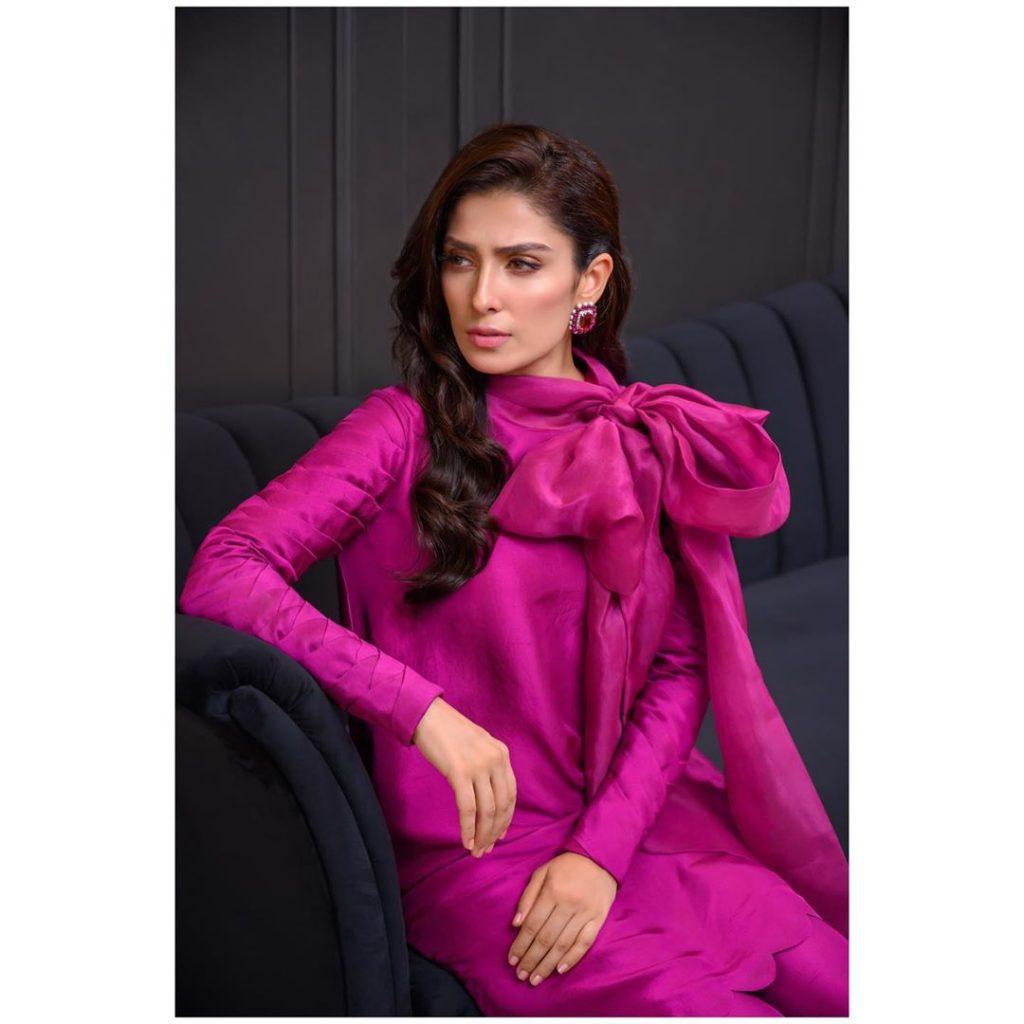 Ayeza Khan Looks Stunning In Latest Shoot 3