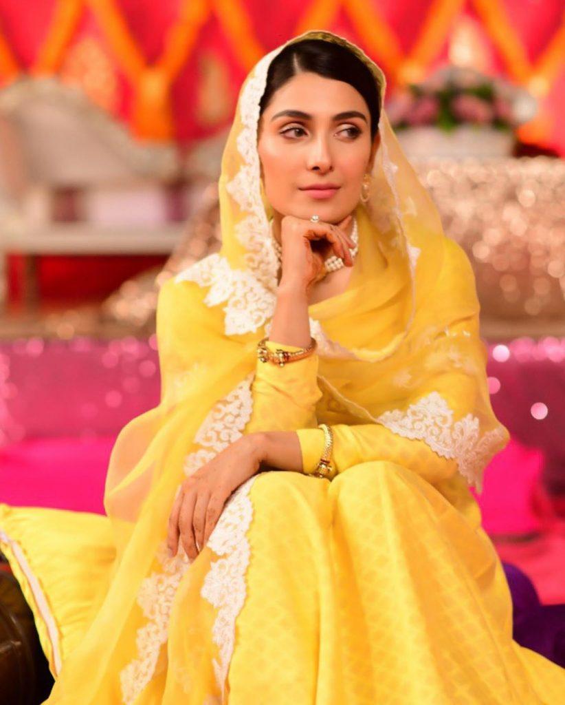 Ayeza Khan Looks Stunning In Latest Shoot 5