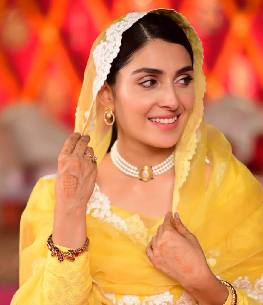 Ayeza Khan Looks Stunning In Latest Shoot 9