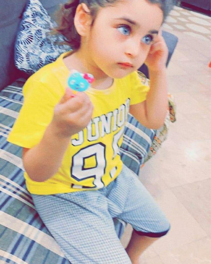 Babar Khan Introduced His New Born Baby 2
