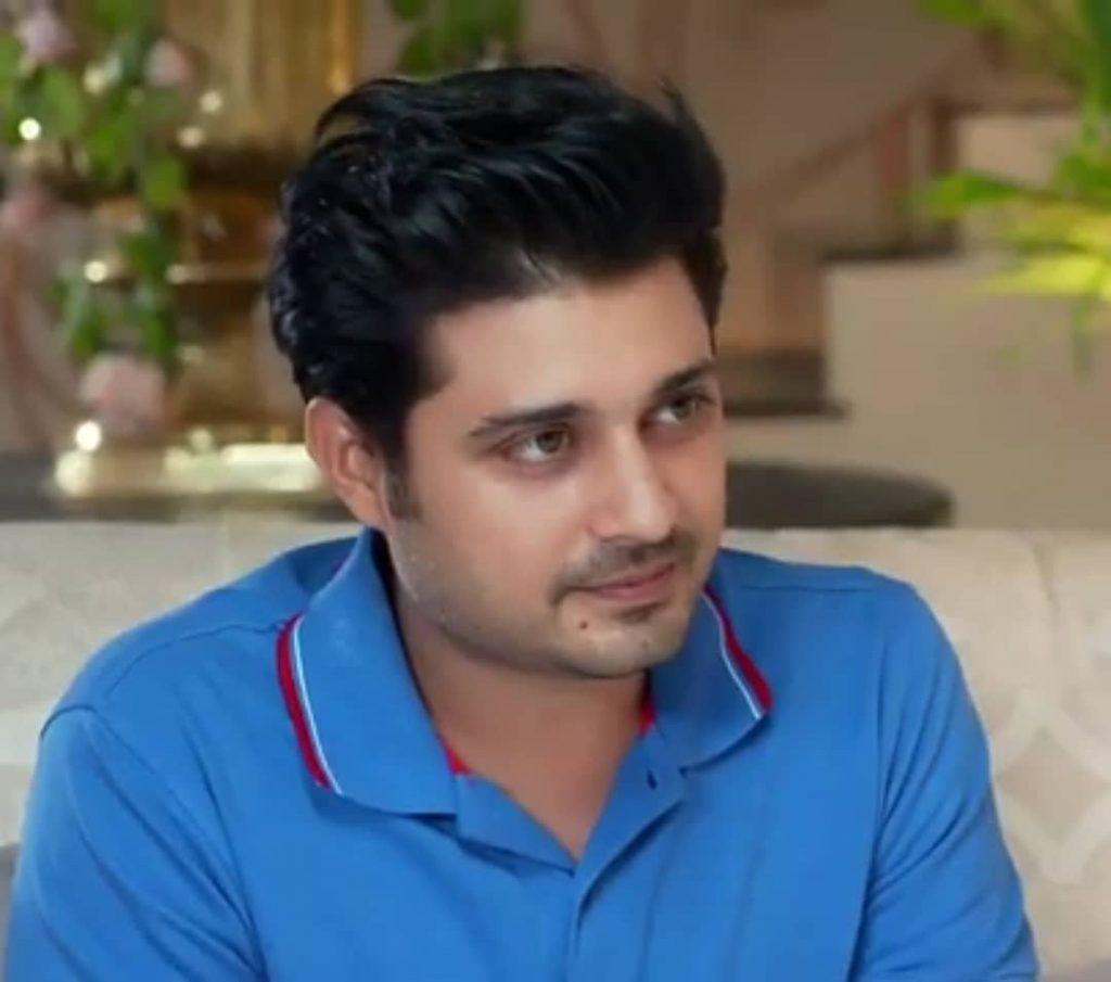 Babar Khan Introduced His New Born Baby 44