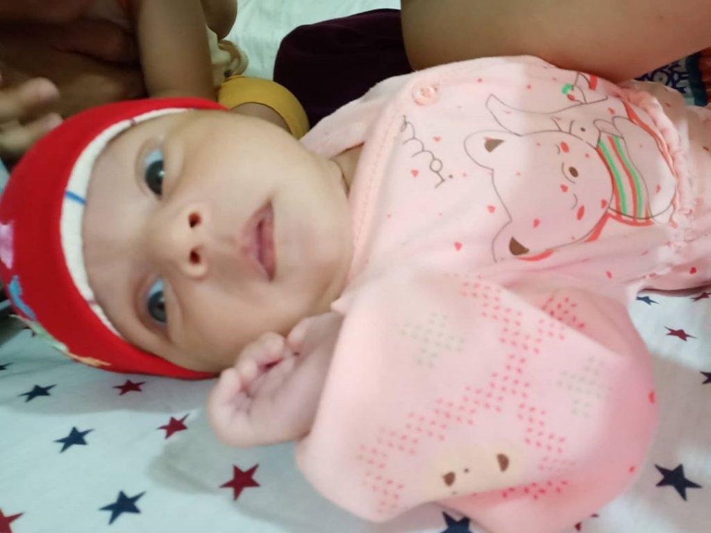 Babar Khan Introduced His New Born Baby 9