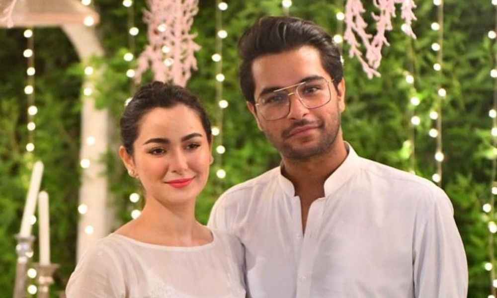 20 Times Asim Azhar and Hania Aamir Looked Just More Than Friends