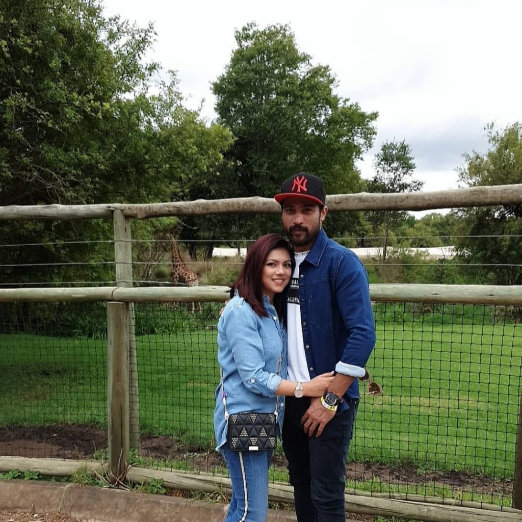 Cricketer Muhammad Amir Blessed With Baby Girl 8