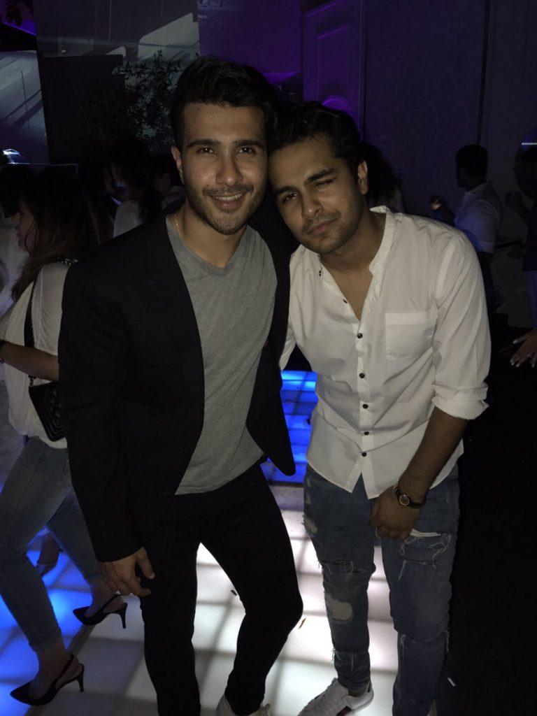 adorable dance video feroze khan asim azhar reviewitpk