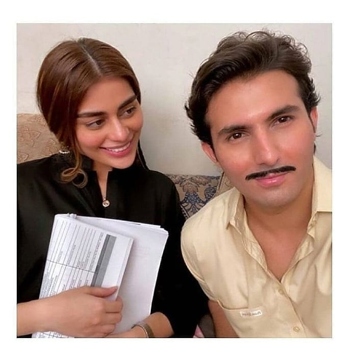 First Interview Of Sadaf And Shahroz About Upcoming Telefilm 13