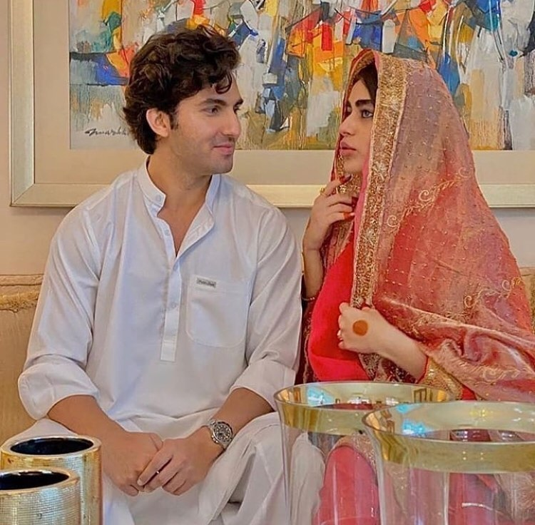 First Interview Of Sadaf And Shahroz About Upcoming Telefilm 4