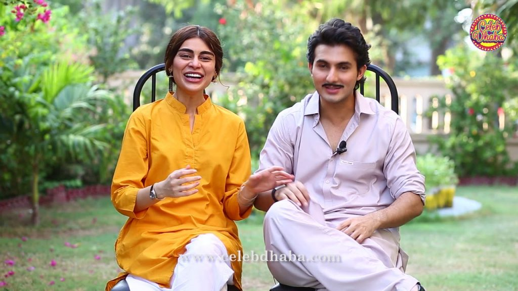 First Interview Of Sadaf And Shahroz About Upcoming Telefilm 52