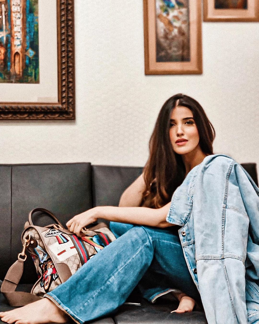Hareem Farooq is looking Gorgeous in Her Pictures from Instagram