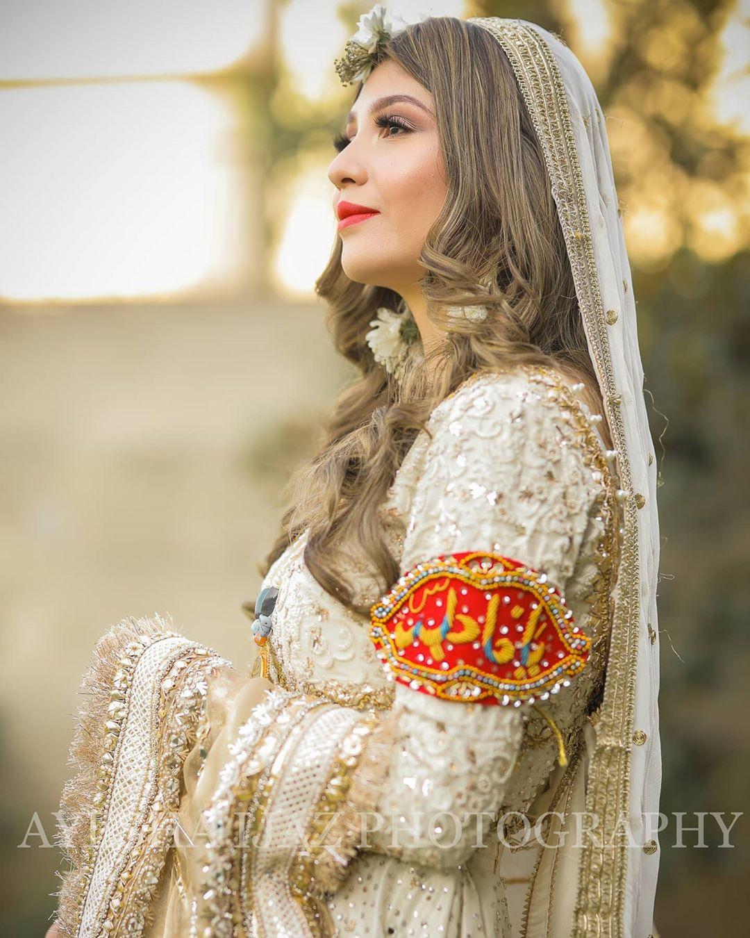 Singer Haroon Rasheed and Farwa Hussain Wedding Pictures