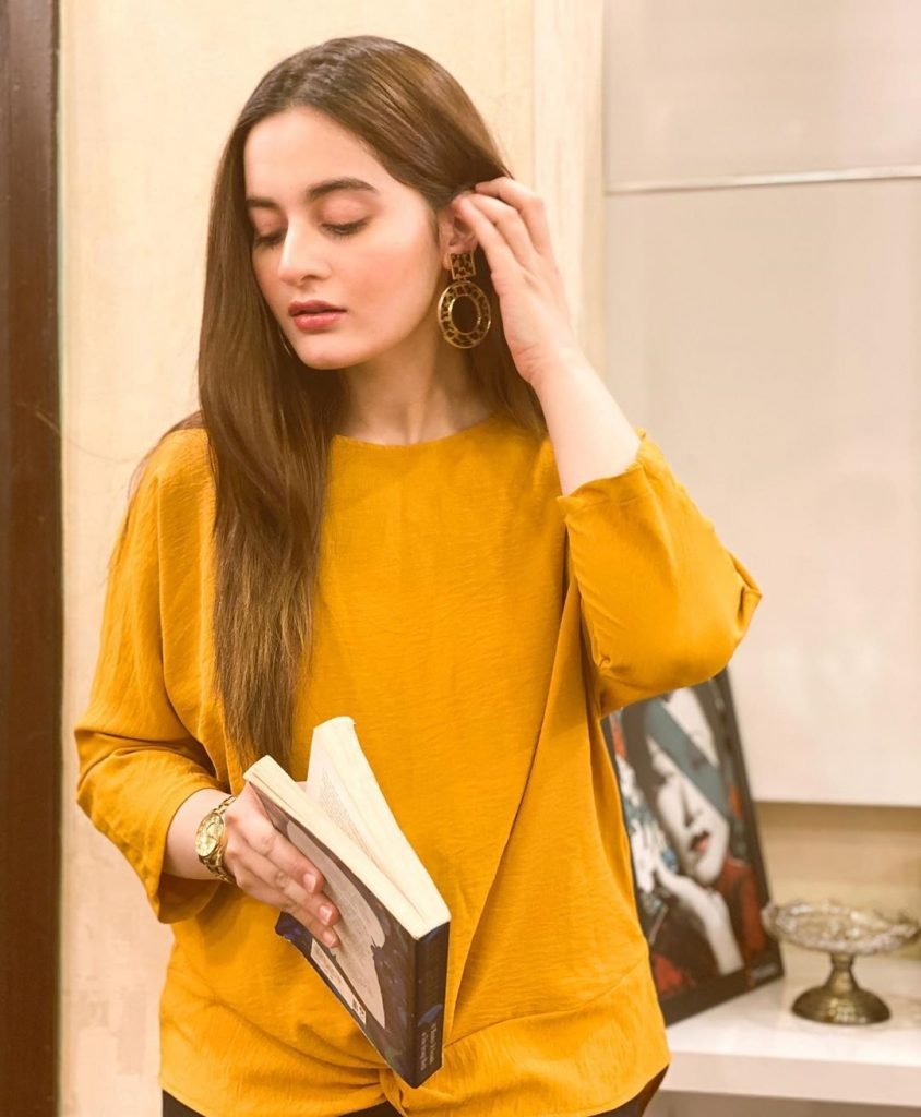 Here Is How Aiman Khan Lost Weight After Pregnancy 7