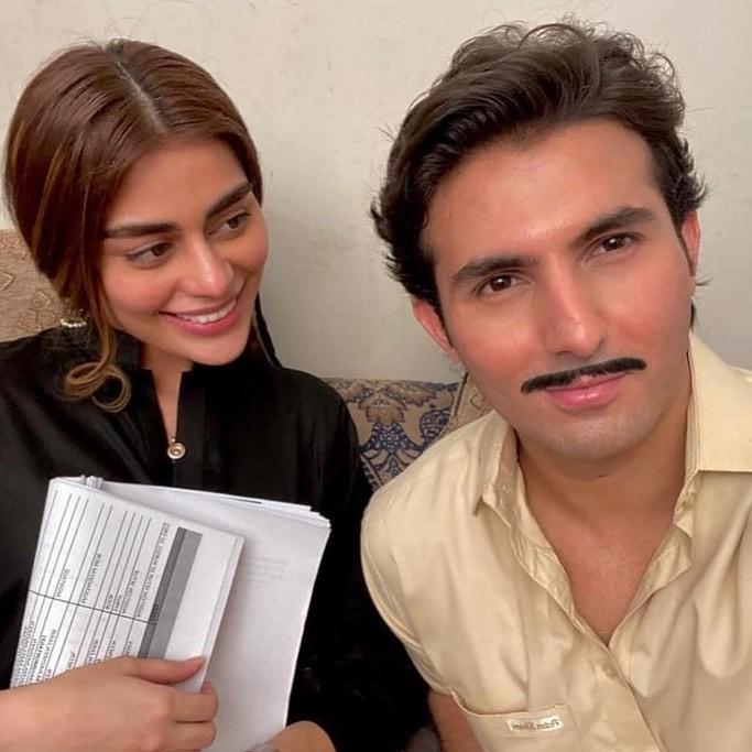 Minal Khan Talked About Sadaf And Shahroz