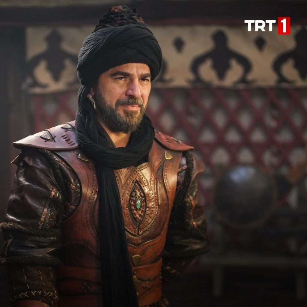 Heres The Voice Behind Halime Sultan From Ertugrul 7