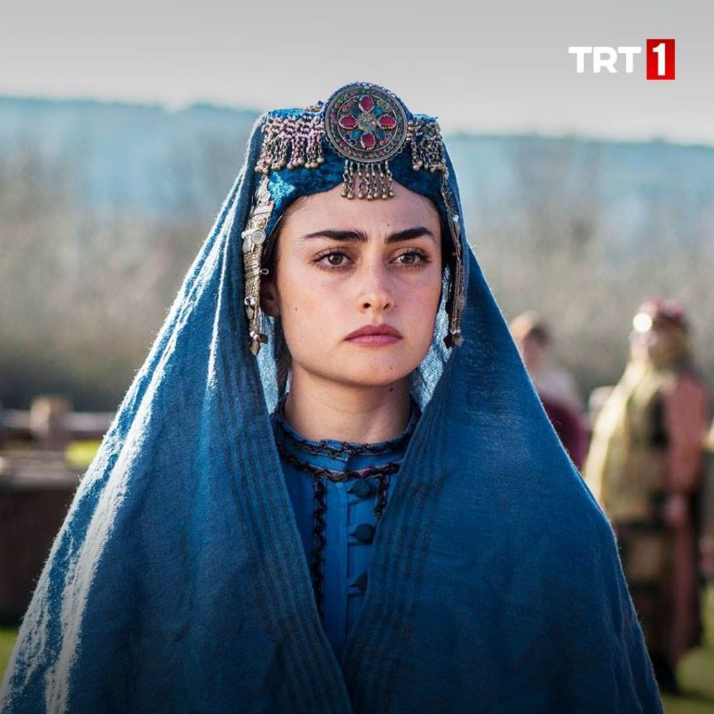 Heres The Voice Behind Halime Sultan From Ertugrul 8