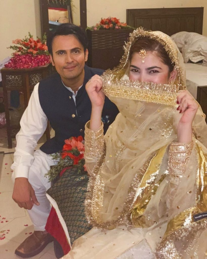 Heres Why People Are Trolling Usman Mukhtar After Sarah Khans Marriage 4