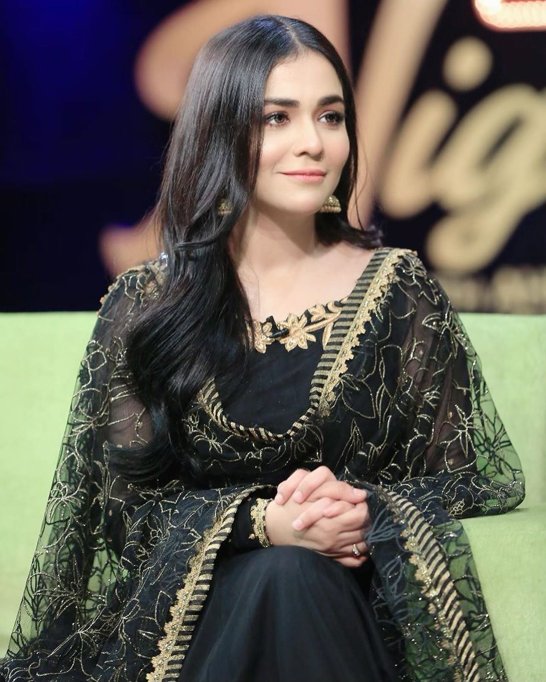 Humaima Malik Looking Gorgeous in Her Latest Pictures