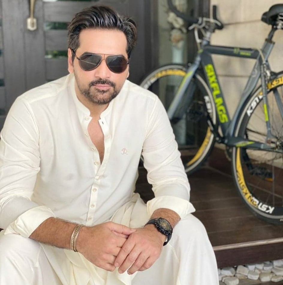 Shaan Shahid And Humayun Saeed Indulged Into A Small Twitter Argument