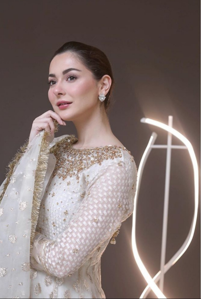 Hania Amir Amazing Performance At Hum Women Leaders Awards 2020