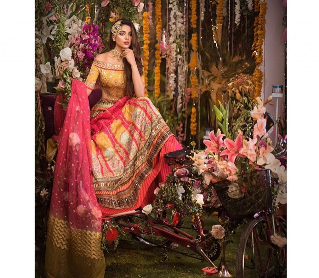 Latest Photo Shoot Of Sonya Hussain