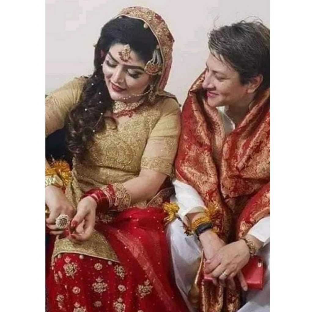 Girl Marrying Girl In Taxila