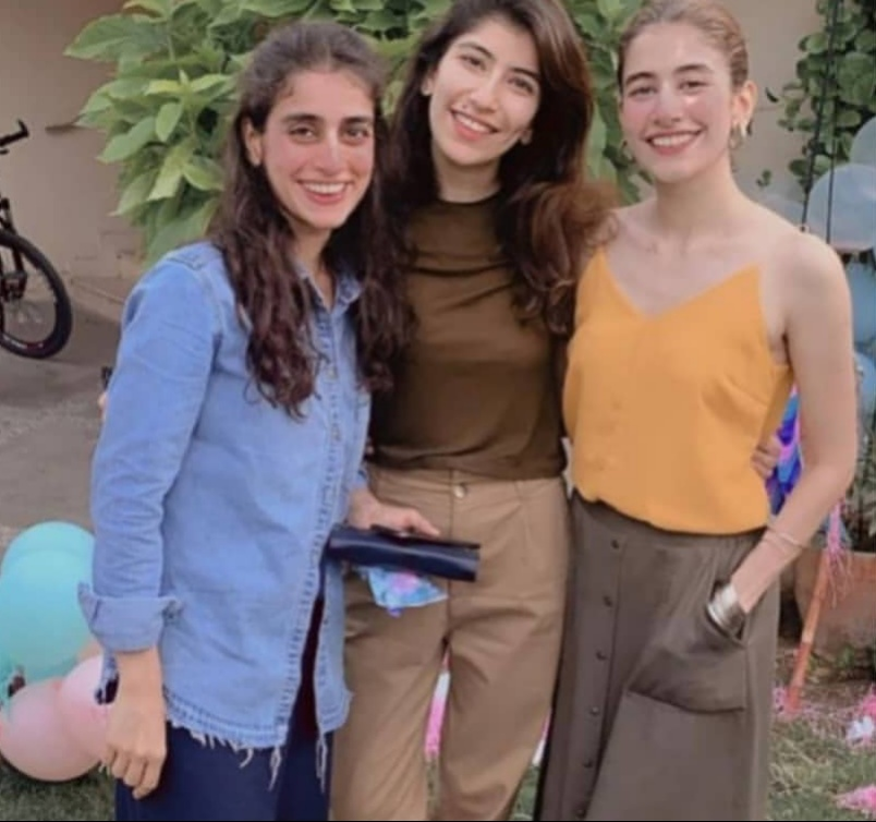 Syra Yousuf, Palwasha Yousuf And Alishba Yousuf - Recent Pictures