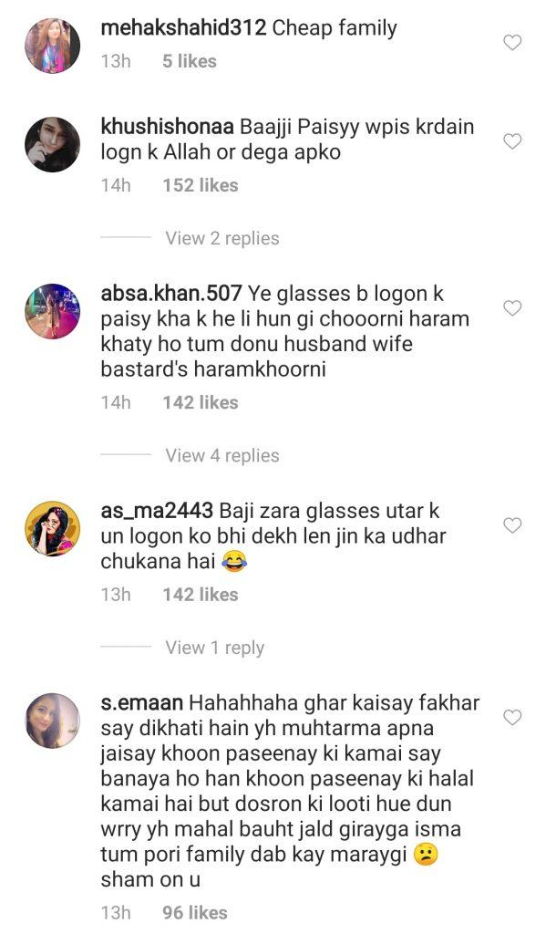 Javeria Saud Under Serious Criticism After Salma Zafar's Viral Video