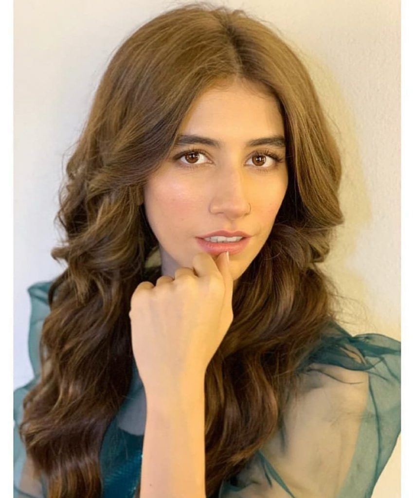 Recent Photo Shoot Of Syra Yousuf