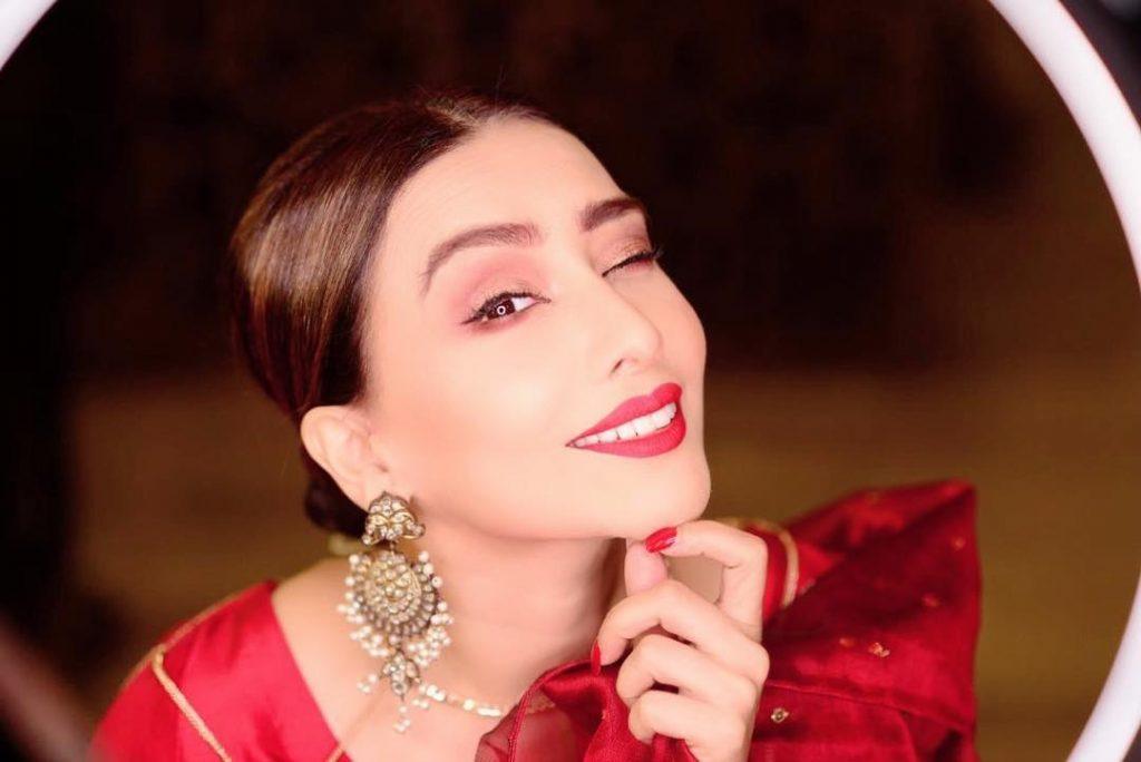 Maira Khan Talks About Her Husband's Death