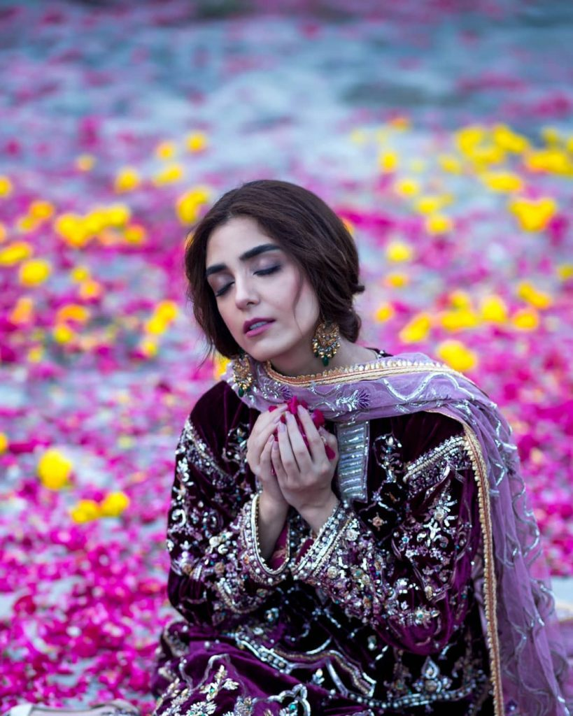 Maya Ali Looks Breathtakingly Gorgeous In Latest Shoot