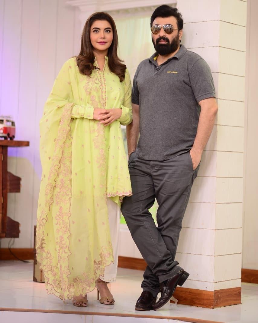 Nida Yasir Celebrated Her Husband Yasir Nawaz Birthday