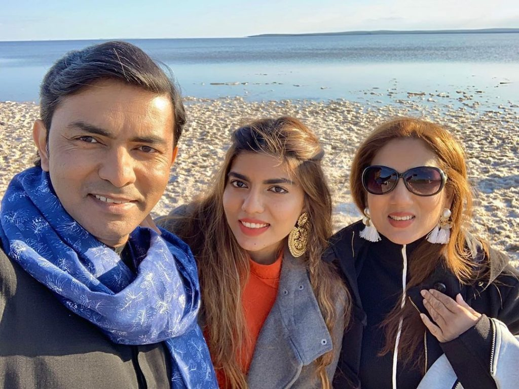 Unseen Pictures of Sajjad Ali With Family - Must See