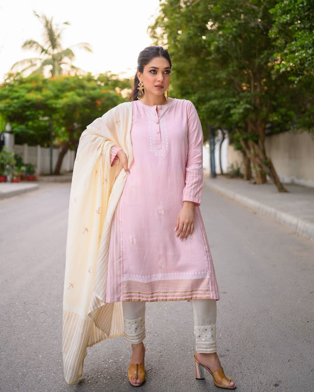 Sanam Jung latest Photo Shoot for Her Sister Brand Anum Jung