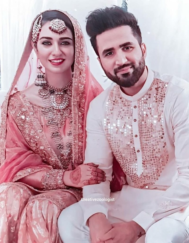 Sarah Khan Husband | Romantic Pictures and Story