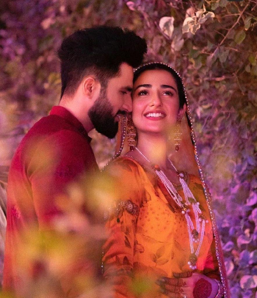 Falak Shabbir Never Said 'I Love You' To Sarah Khan