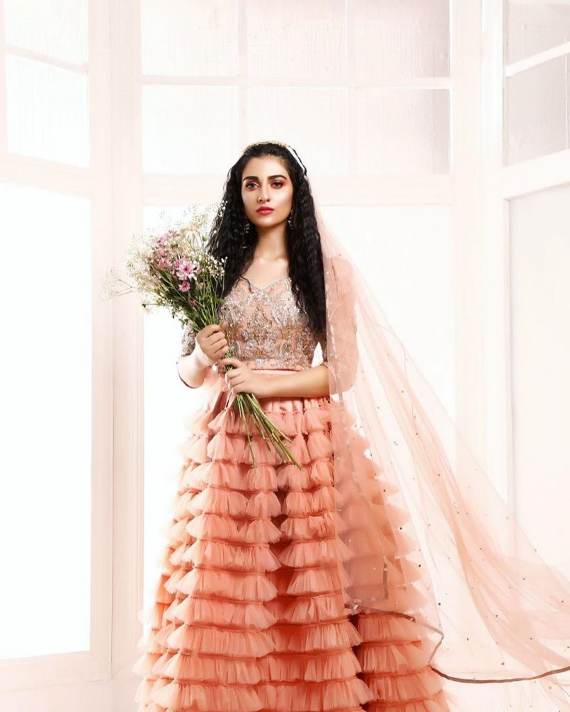 Sarah Khan Looks Like Straight Out Of A Dream In Photo Shoot