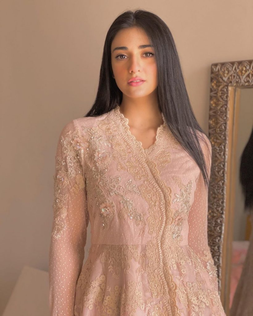 Sarah Khan Talks About Her Ideal Personality