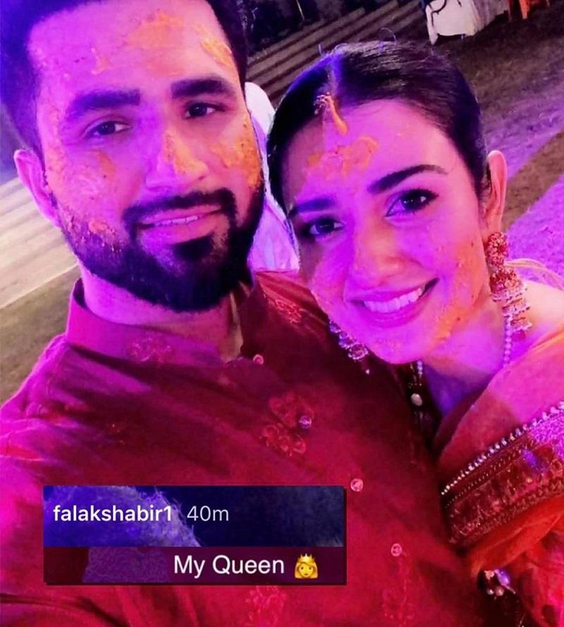 Sarah Khan wedding 4