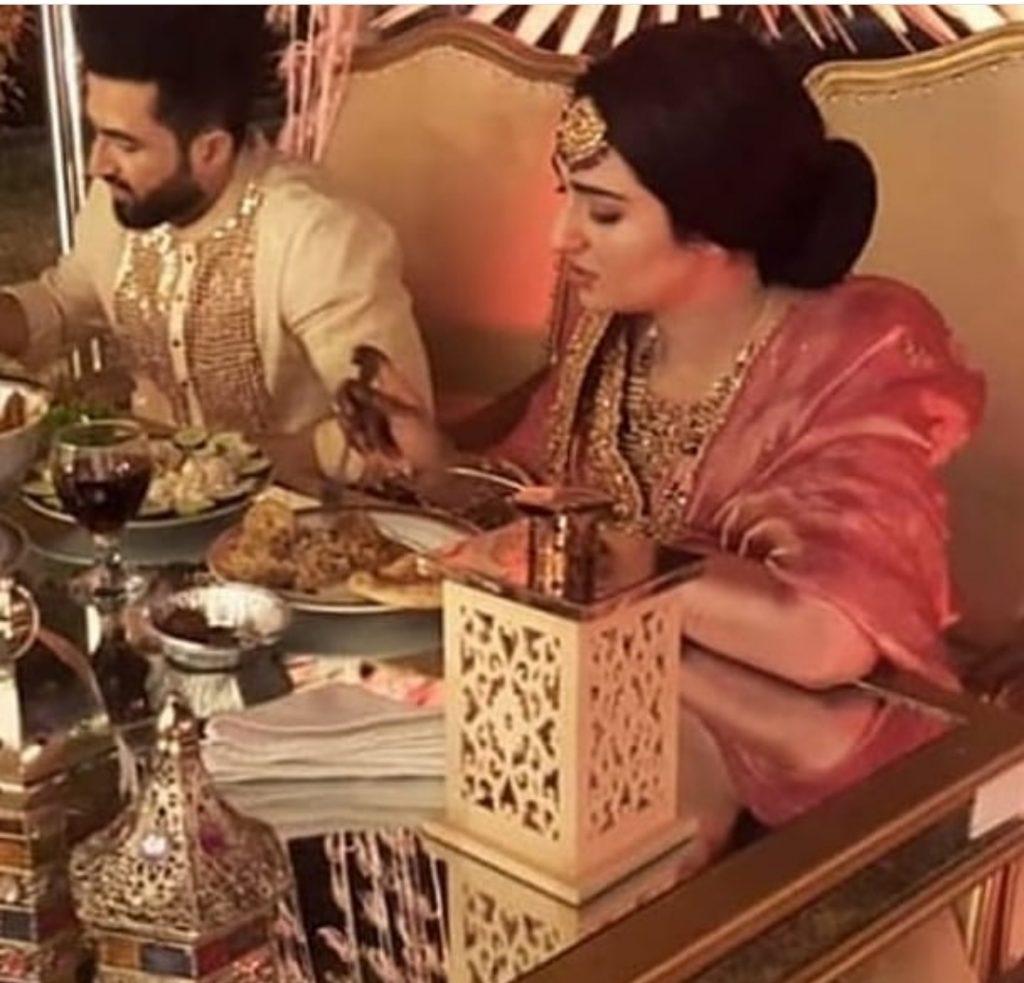 Sarah Khan & Falak Shabbir's Wedding Pictures