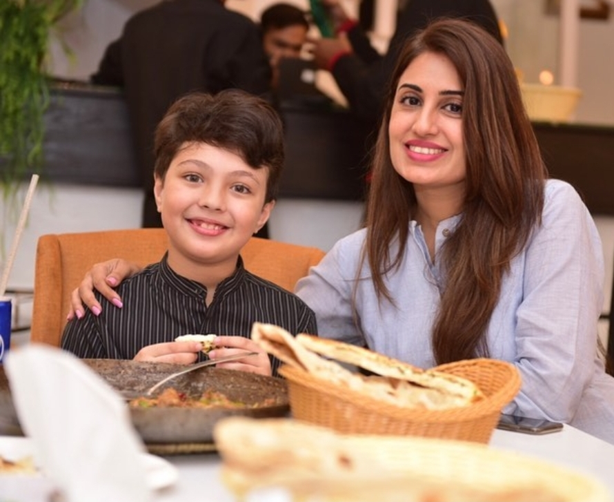 Pictures From Pehlaaj Hassan's Quarantine Birthday