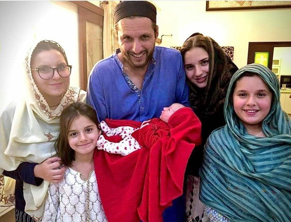 Shahid Afridi Shared His Love Story