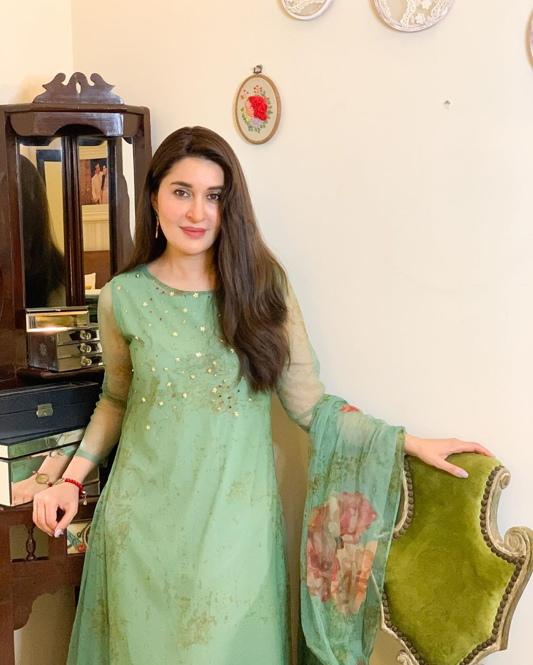 Dr.Shaista Lodhi Looking Gorgeous in her Latest Pictures
