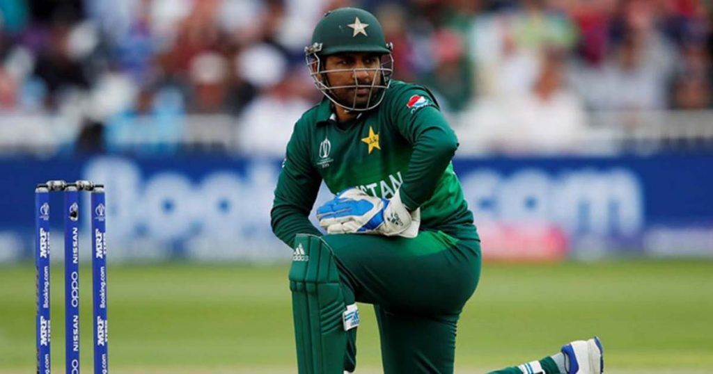 Adorable Video Of Sarfaraz Ahmed And Son Singing Song