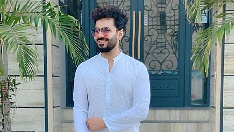 Syed Saim Ali Tied The Knot With Love Of His Life