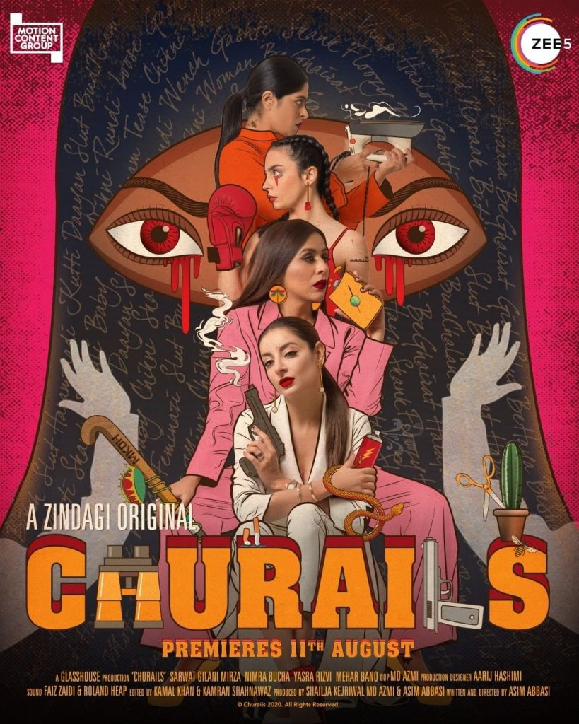 The Powerful Trailer Of Churails Is Out