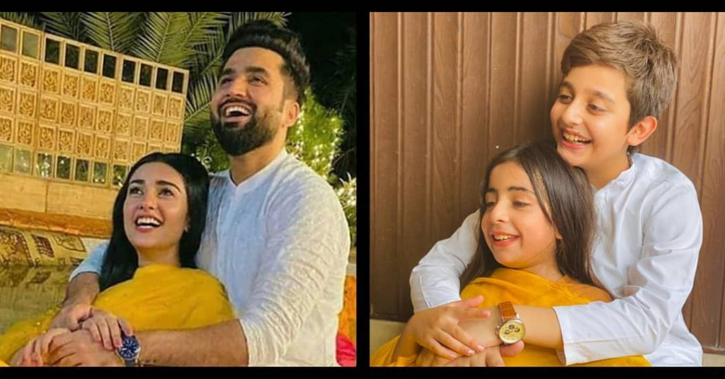 These Kids Recreated Sarah, Falak's Special Moments