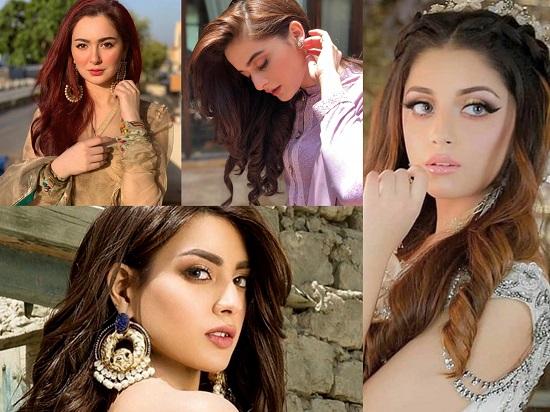 Highest Paid Pakistani Actresses